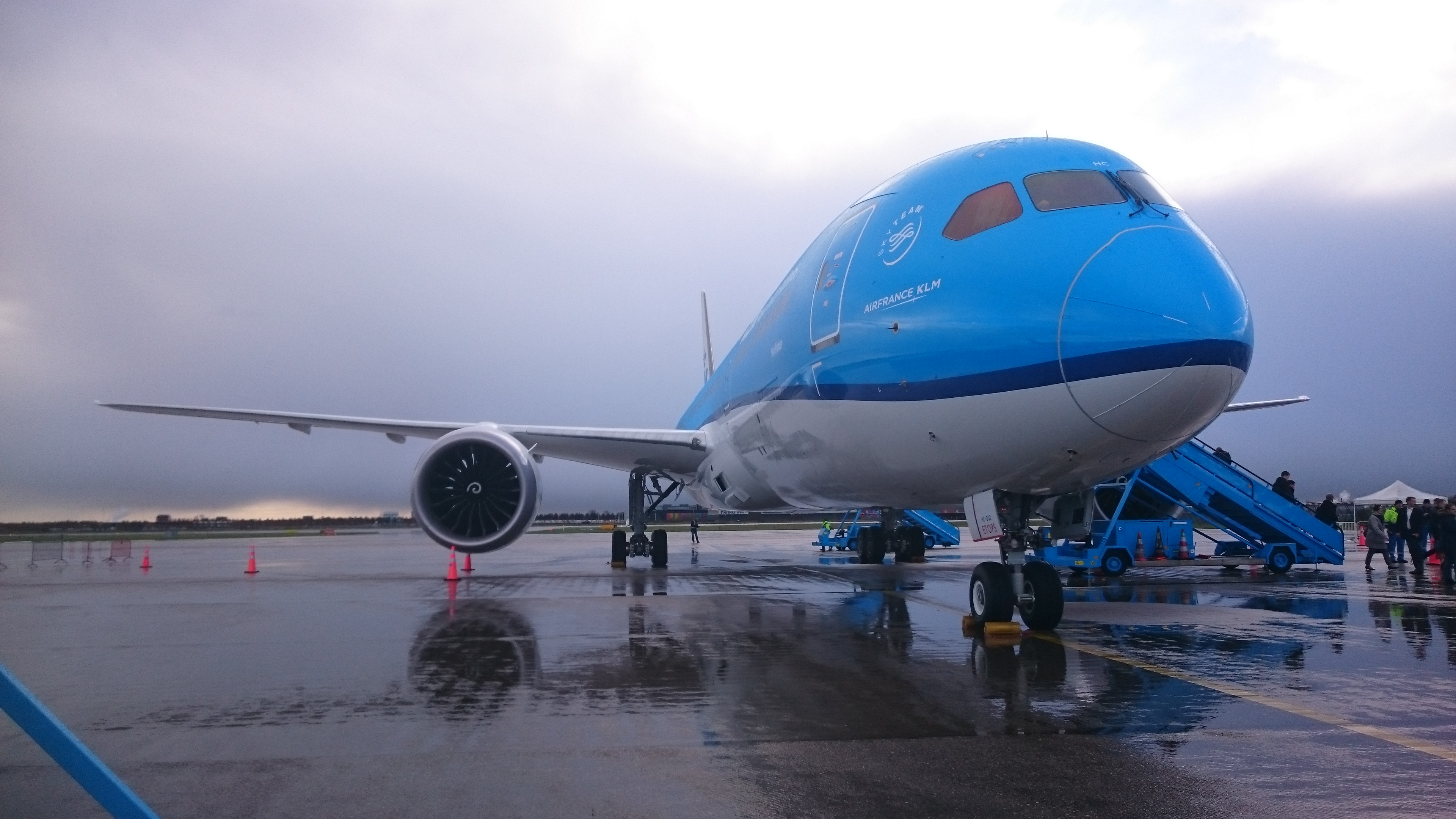 KLM Flying Blue Promo Rewards