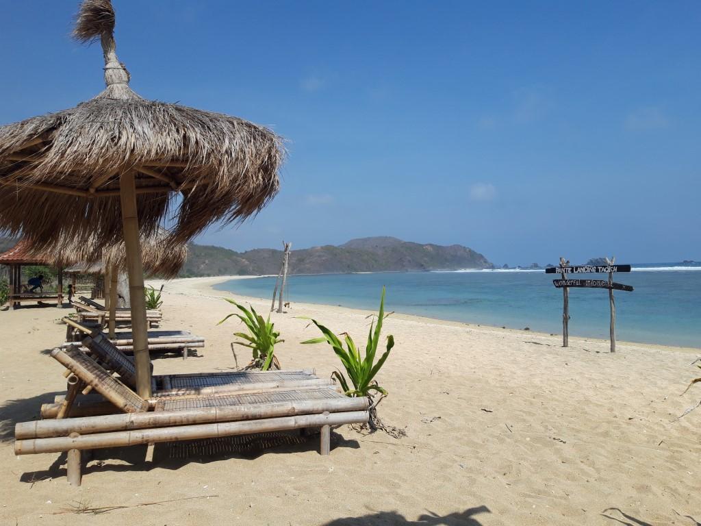 naar Lombok